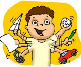 Лечение гиперактивных детей