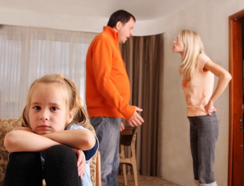 Конфликты в семье