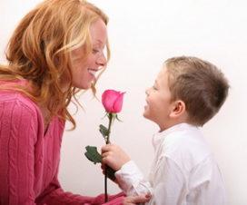 Воспитание сына без отца