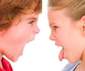 Между детьми конфликт