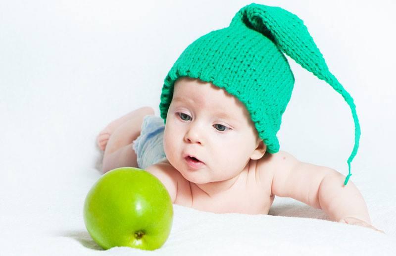 Ребенок раннего возраста