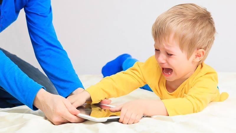Конфликт с избалованным ребенком