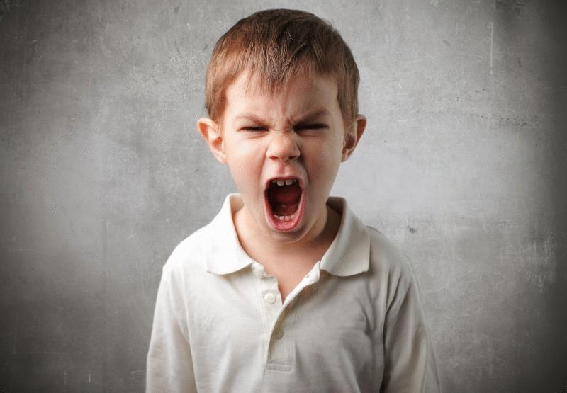 Конфликтное поведение ребенка