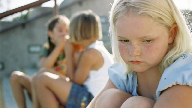 Дети дошкольного возраста в конфлитке