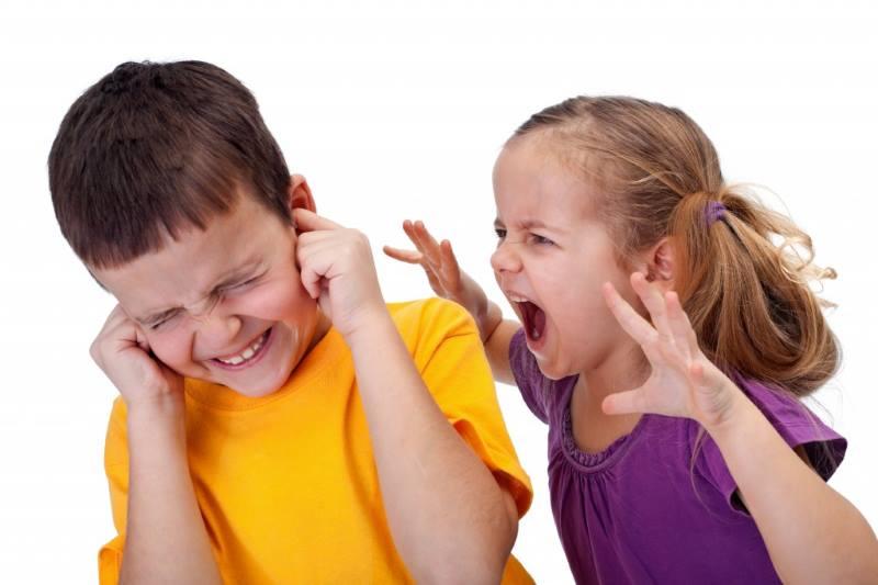 Конфликтное поведение детей дошкольного возраста