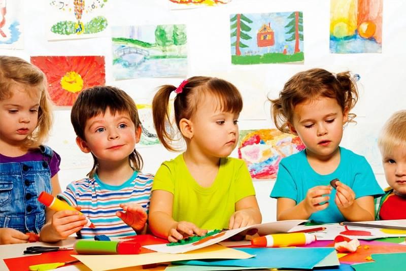 Совместное времяпровождения детей