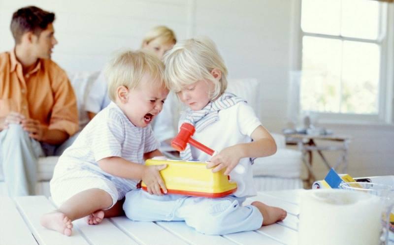 Агрессивное поведений детей