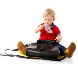 Что делать если ребенок ворует деньги