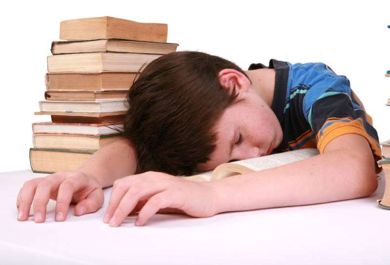 Ребенок не тянет школьную программу
