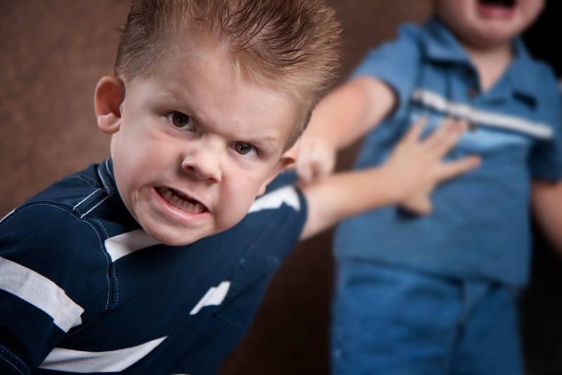 Неадекватное поведение ребенка в школе