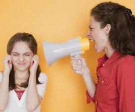 Конфликт родителей и подростков