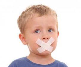 Ребенок 3 года не разговаривает