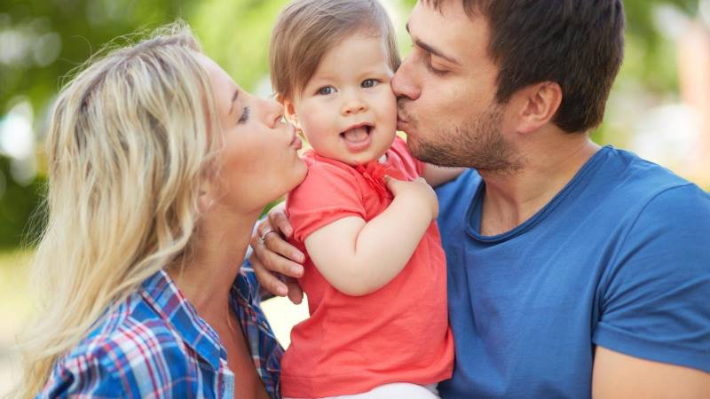 Любовь родителей