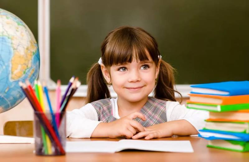 Ребенок в школе
