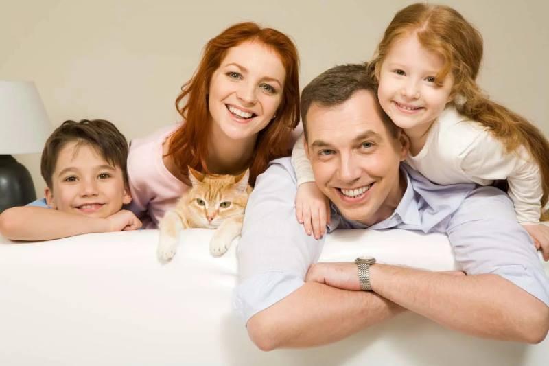 Роль семьи для ребенка