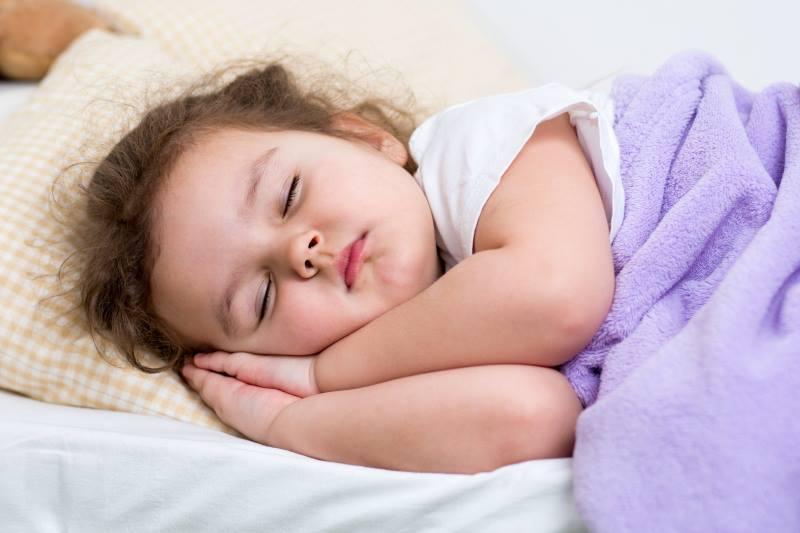 Сладкий сон малыша