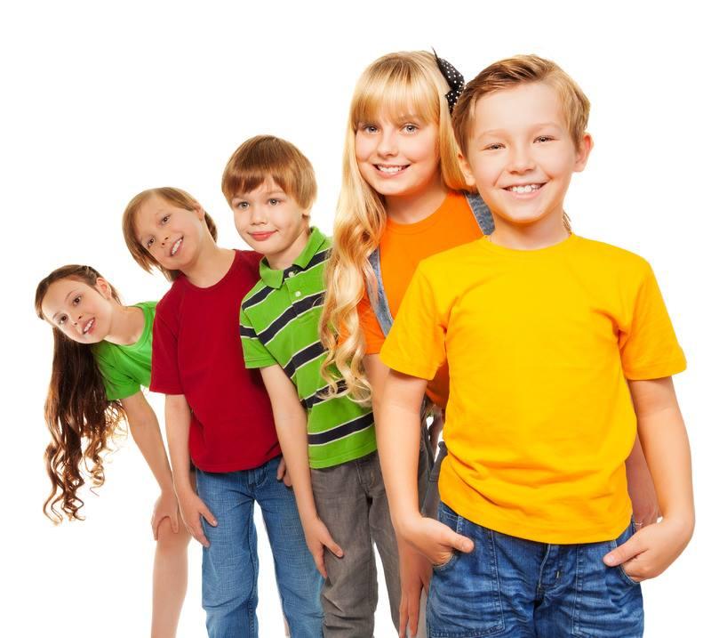 Дети 8 лет