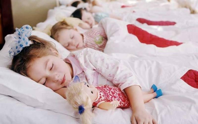 Дневной сон детей