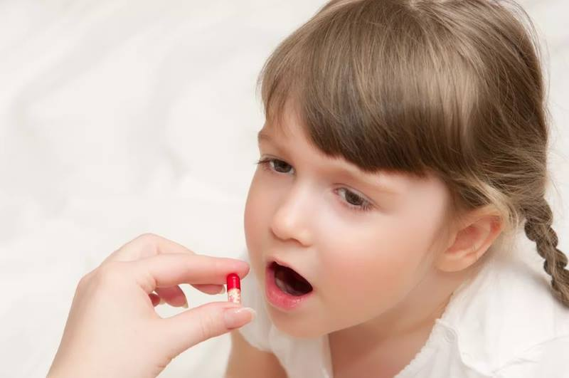 Медикаментозная терапия детей