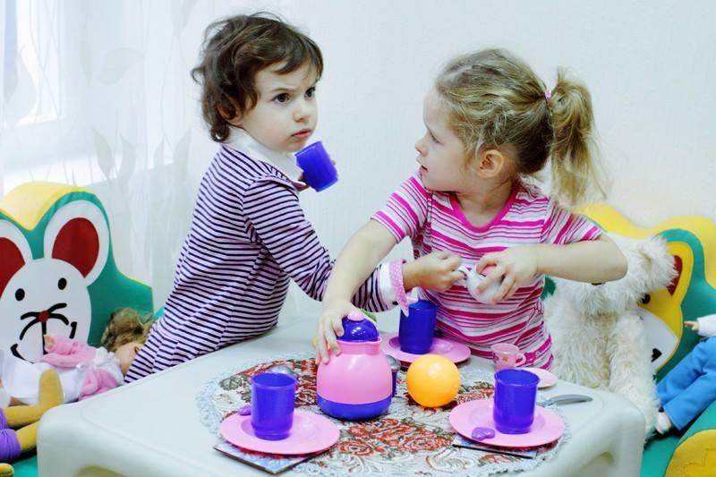 Поведение детей в конфликте
