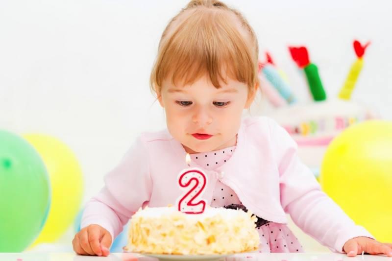 Ребенок в два года