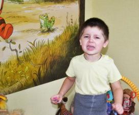 Истерики у ребенка 5 лет